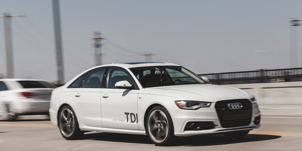 2014 audi a6 tdi diesel test – review – car and driver