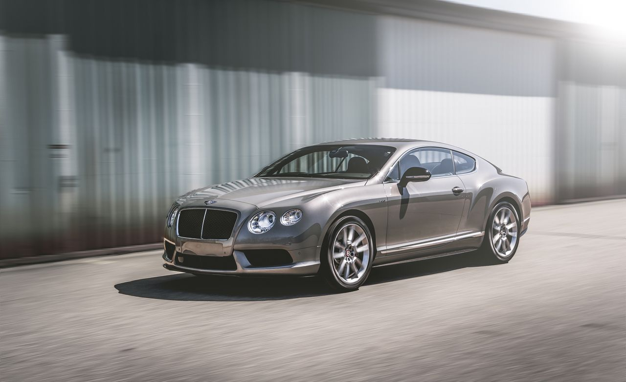 2014 Bentley Continental GT Speed Convertible First Drive | Review | Car  And Driver