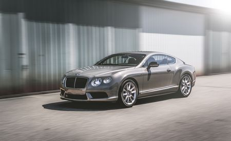 2014 Bentley Continental GT V-8 S