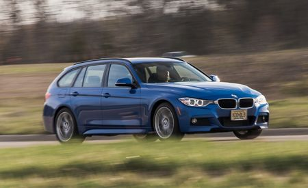 2014 BMW 328d xDrive Diesel Sports Wagon