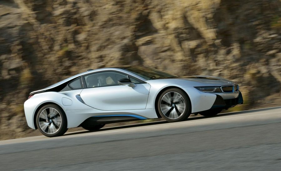 BMW I Test Review Car And Driver - 2014 bmw i8 msrp