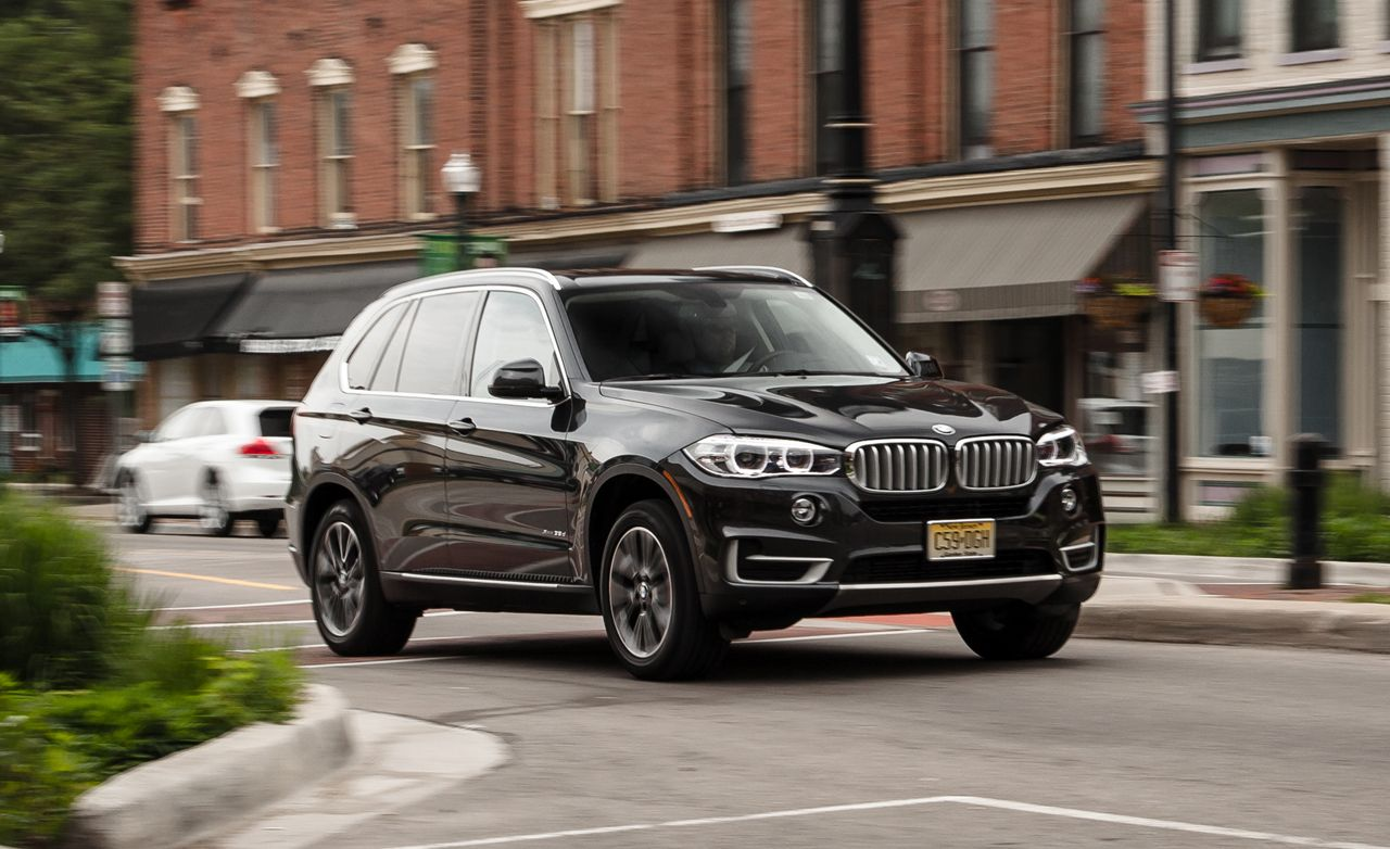 2014 BMW X5 xDrive35d Diesel Test Review