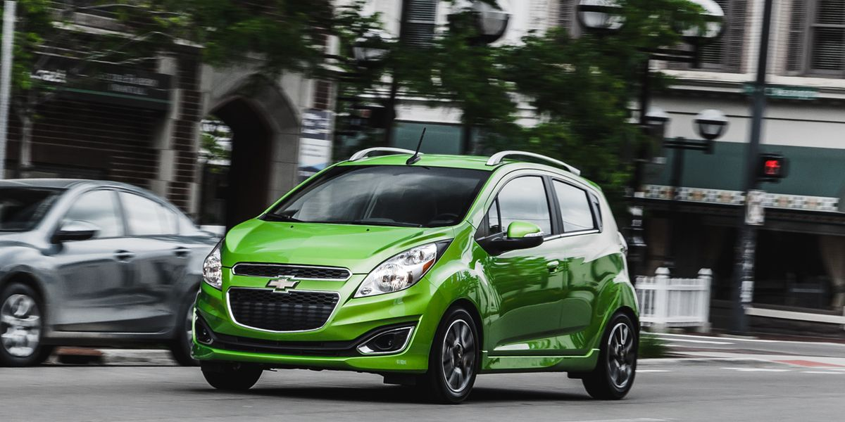 2014 Chevrolet Spark Cvt Test 8211 Review 8211 Car And Driver
