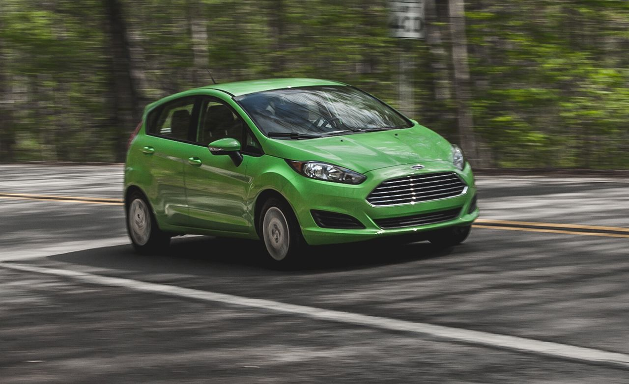 2014 ford fiesta 1 0l ecoboost test review car and driver
