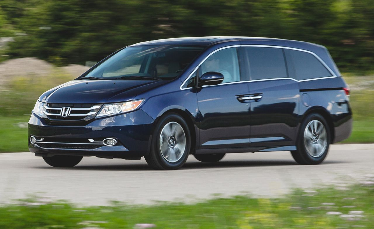 2019 Honda Odyssey Reviews Price Photos And Specs Car Driver