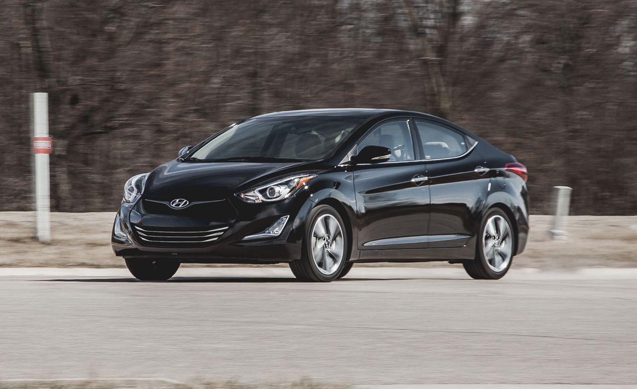 Hyundai elantra reliability 2014