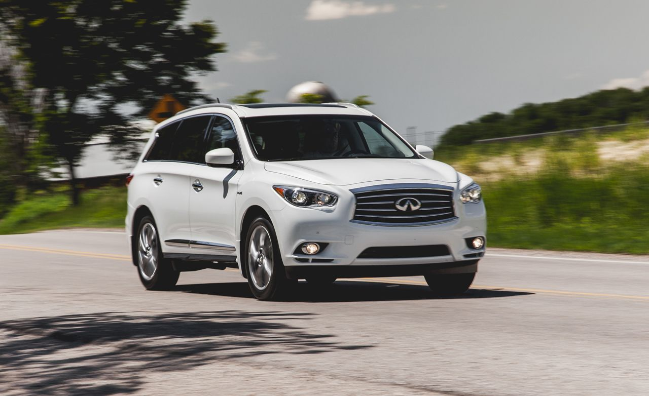 2019 Infiniti Qx60 Reviews Price Photos And Specs Car Driver