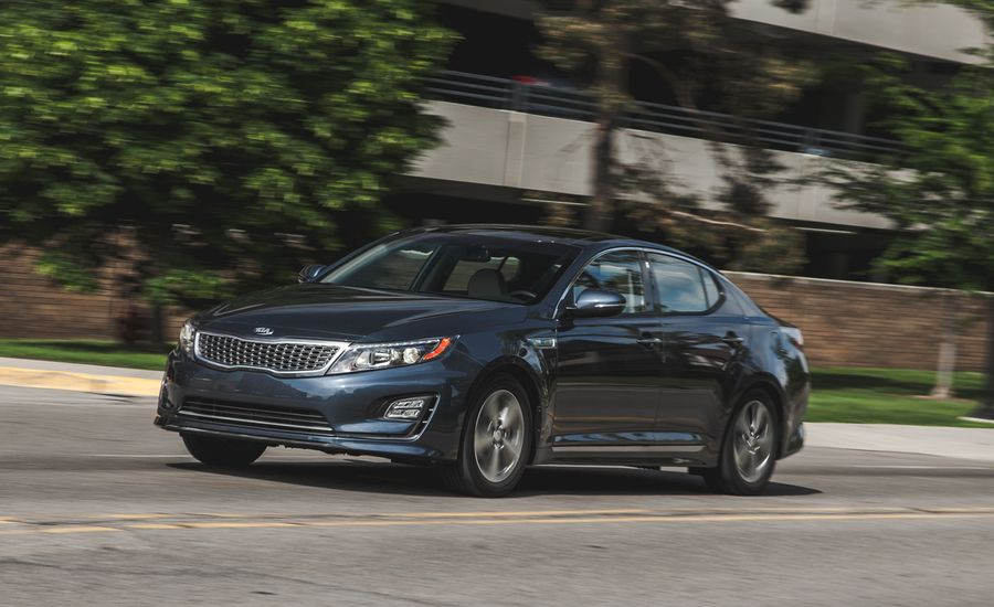 2014 Kia Optima Hybrid Test | Review | Car and Driver
