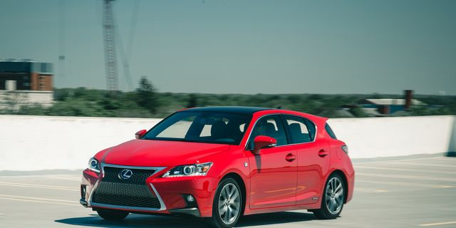 2017 Lexus Ct200h F Sport Hybrid Test 8211 Review Car And Driver