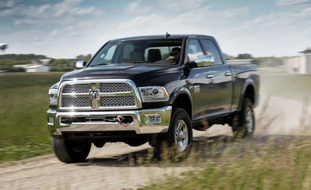 2014 Ram 2500 Power Wagon Laramie 4x4