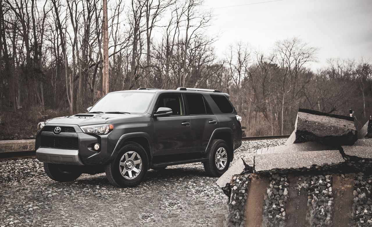 Awesome 2014 Toyota 4Runner 4WD