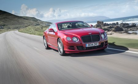 2015 Bentley Continental GT Speed Coupe / Convertible