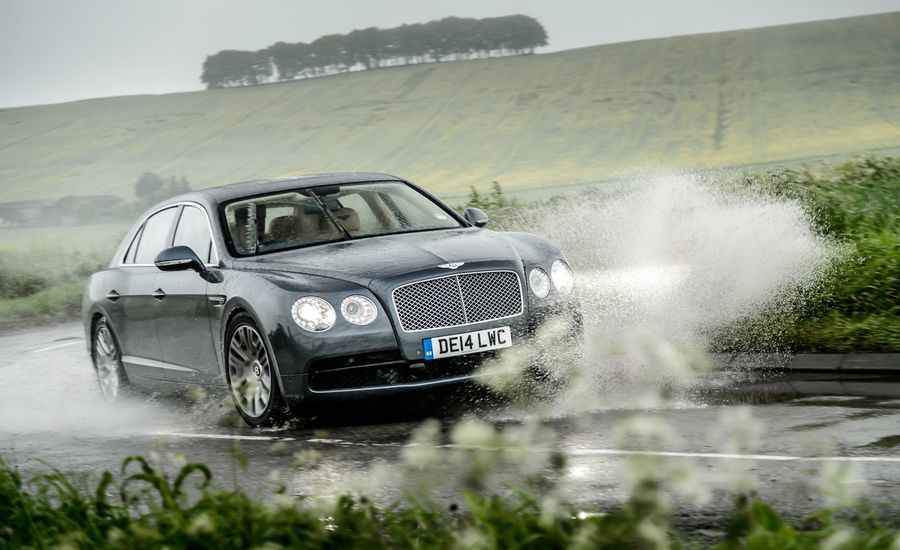 2015 Bentley Flying Spur V8 First Drive | Review | Car and Driver