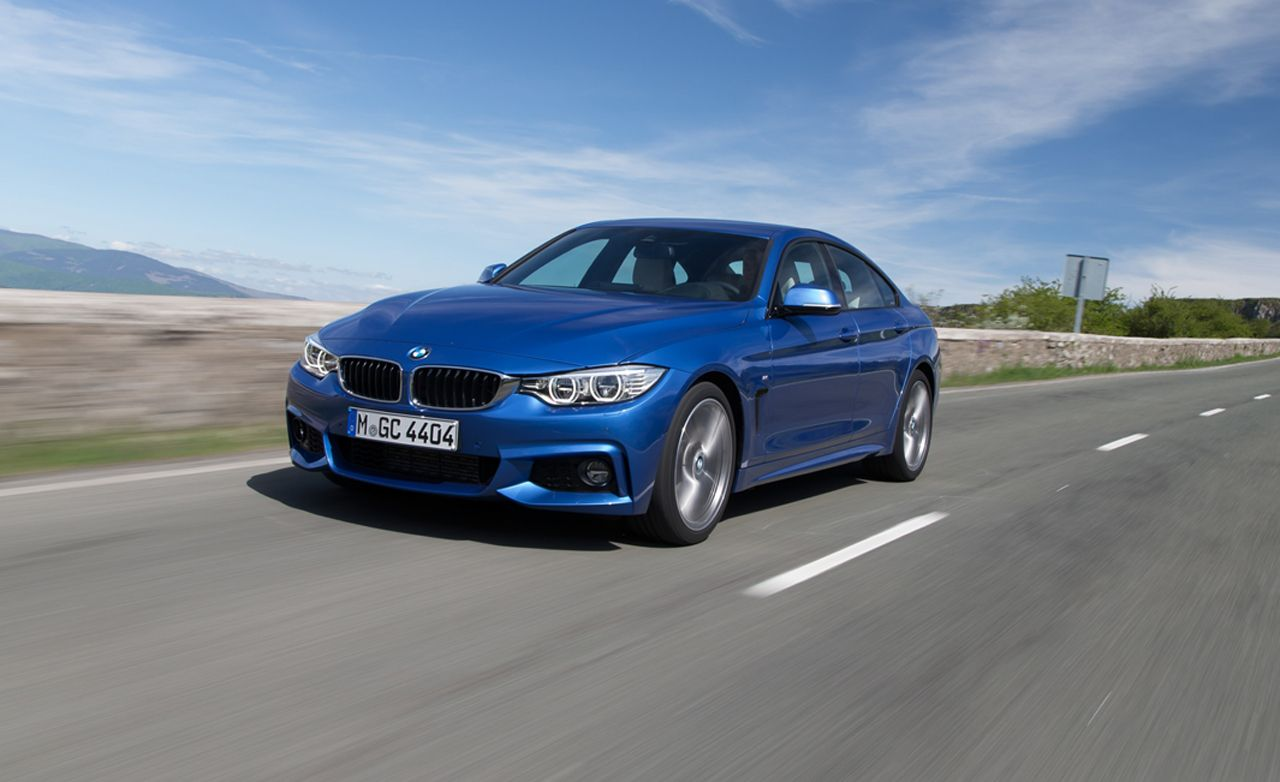 2015 bmw 4-series gran coupe first drive – review – car and driver