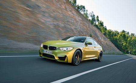 2015 BMW M4 Manual