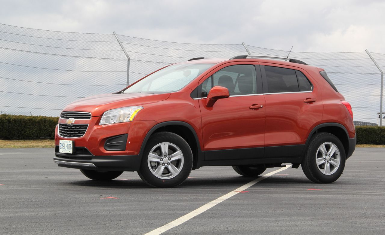 2015 Chevrolet Trax First Drive – Review – Car and Driver
