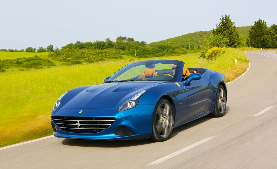 2015 Ferrari California T First Drive Review Car And Driver