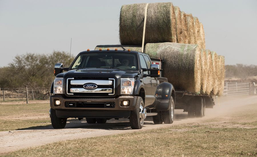 2015 Ford F 350 Super Duty Diesel V 8