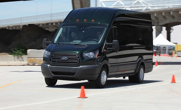 2015 Ford Transit First Drive | Review | Car and Driver