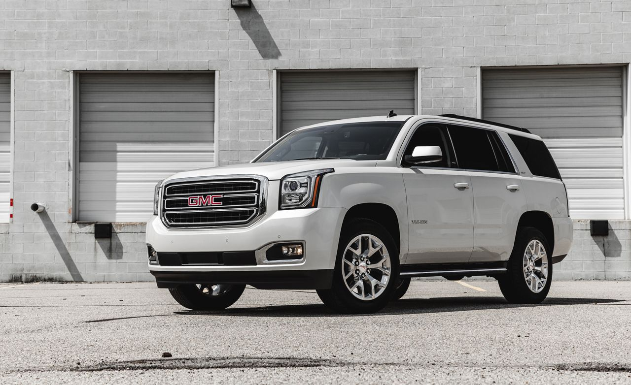 2015 Gmc Yukon 4wd Test Review Car And Driver