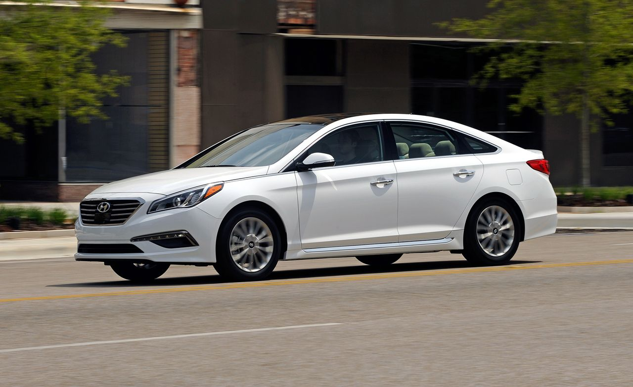 2015 Hyundai Sonata 2.4L First Drive ¬| Review | Car and ...