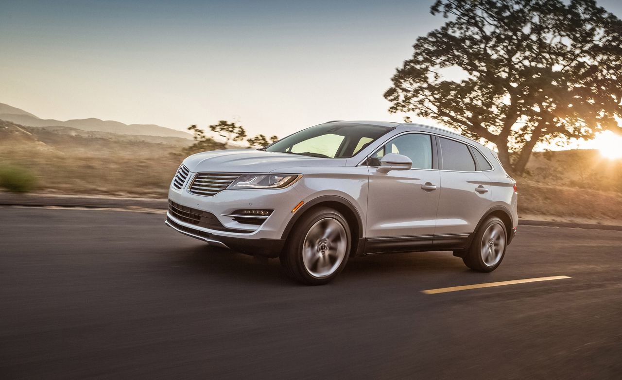 2015 Lincoln MKC Crossover First Drive – Review – Car and Driver