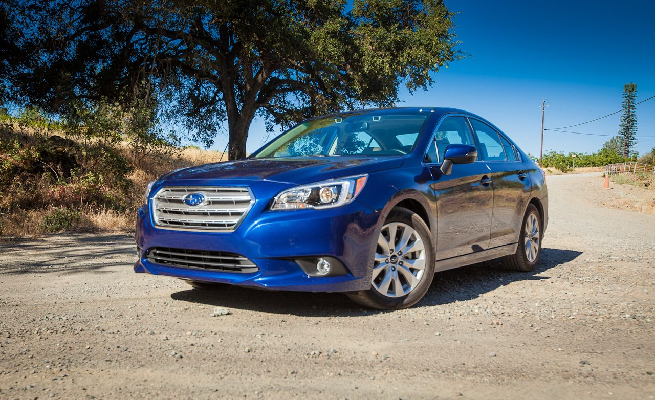 2015 Subaru Legacy Sedan First Drive Review Car And Driver Fuel Filter Location
