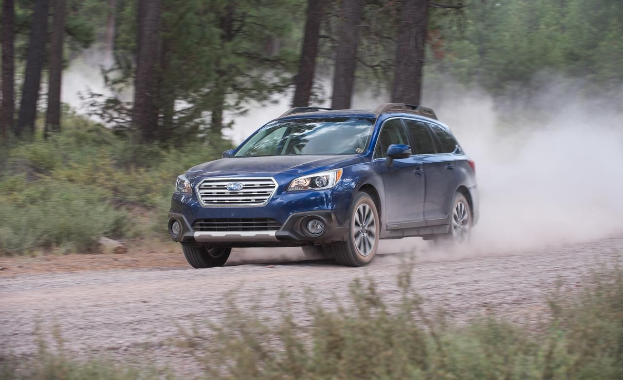 2000 Subaru Outback Fan Belt 2010 36r Instrumented Test Car And Driver
