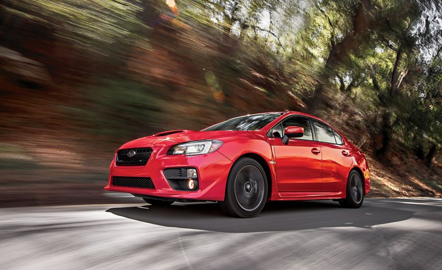 2015 Subaru WRX Automatic