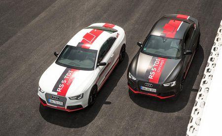 2017 Audi RS5 TDI Diesel