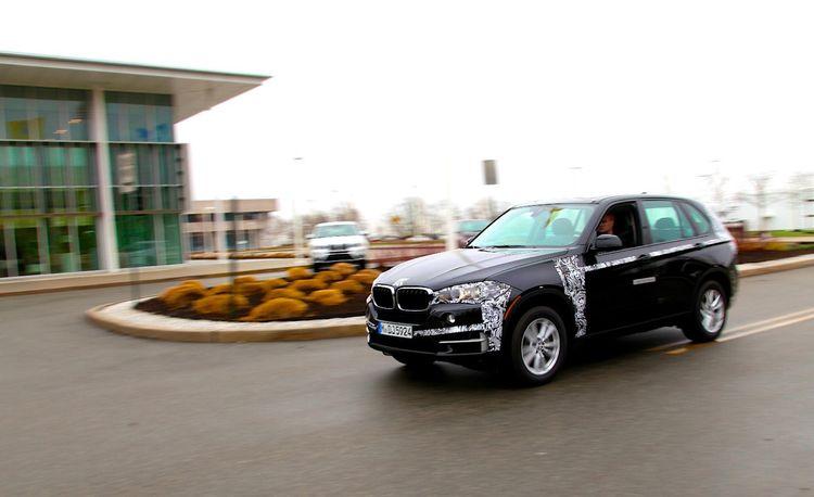 BMW X5 Plug-In Hybrid Concept