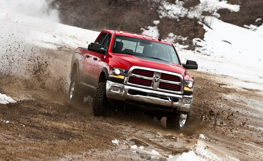 2014 Ram 2500 Power Wagon: Now You're Playing with Power