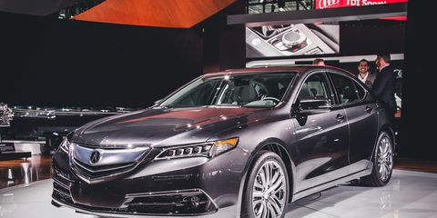 2015 Acura Tlx Photos And Info 8211 News 8211 Car And Driver
