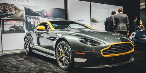 2015 Aston Martin V8 Vantage Gt Photos And Info 8211 News 8211