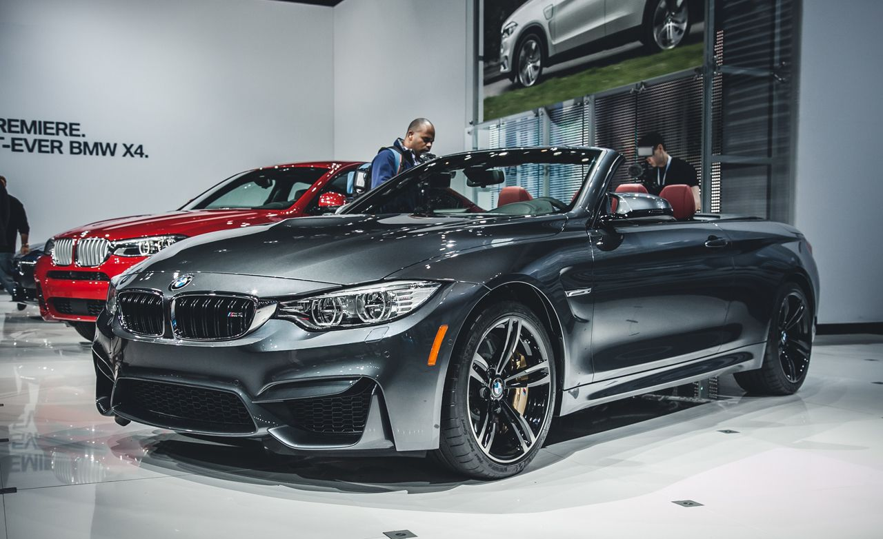2015 bmw m4 convertible photos and info – news – car and