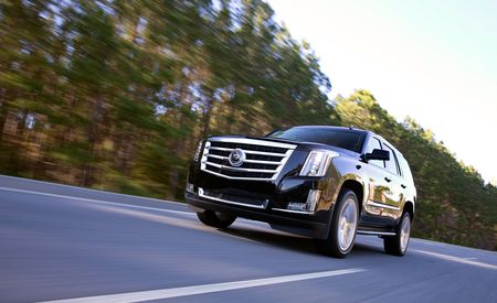 2015 Cadillac Escalade / Escalade ESV
