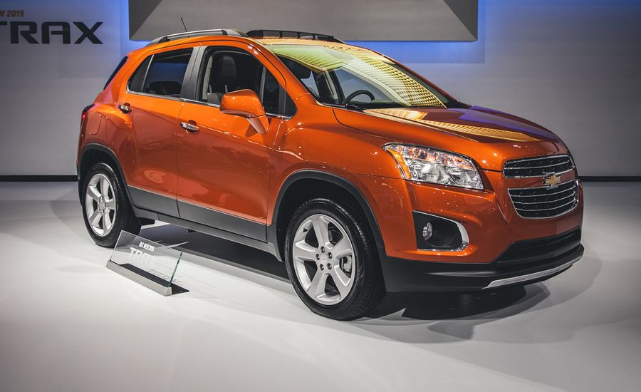 chevrolet u trax reviews pictures trucks prices world cars other and news s years
