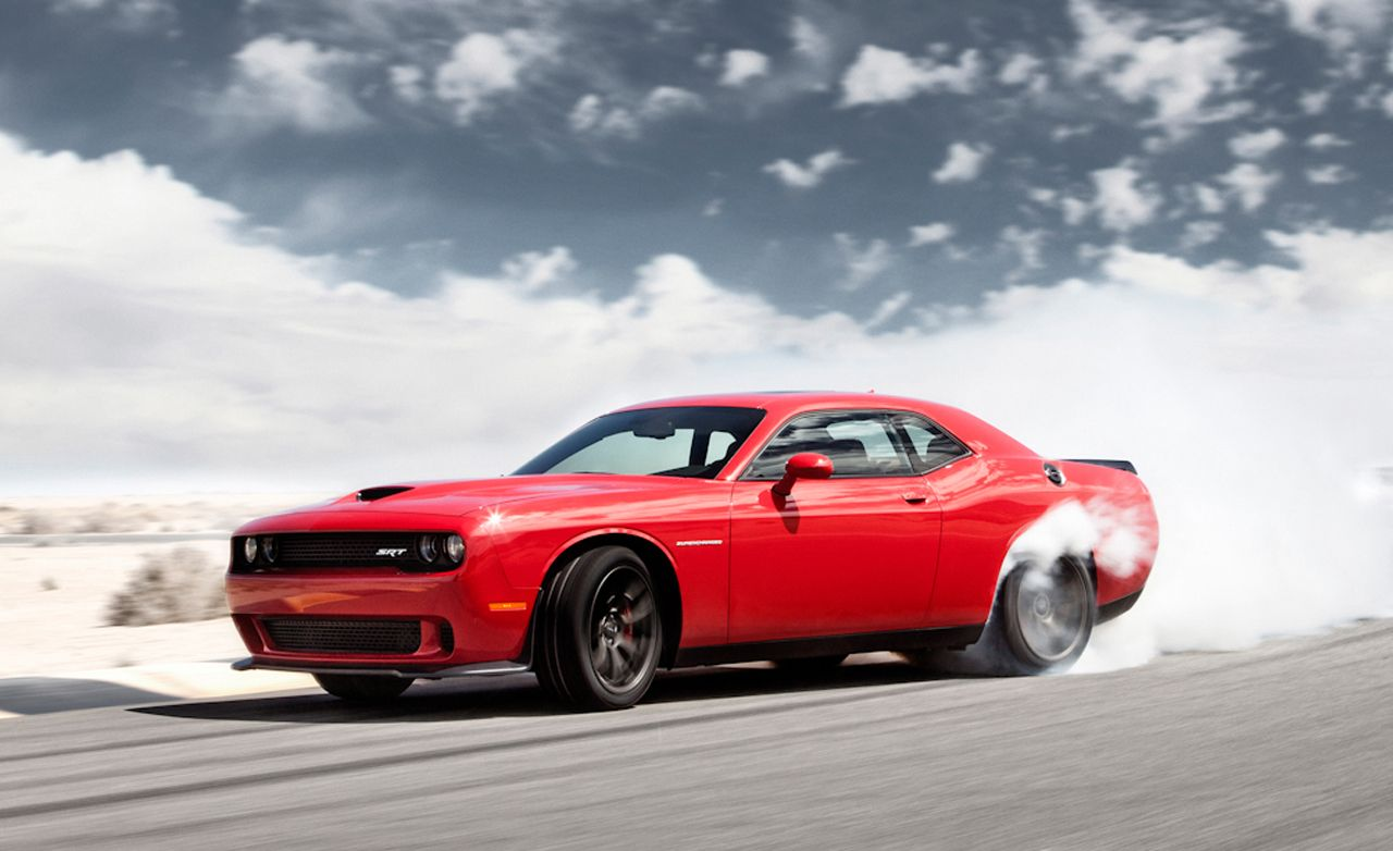 2015 Dodge Challenger R/T Scat Pack and SRT 392 First Drive | Review ...