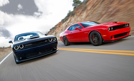 2015 Dodge Challenger SRT / SRT Hellcat: A Two-Pronged Attack