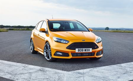 2015 Ford Focus ST: Tweaked for Your Pleasure
