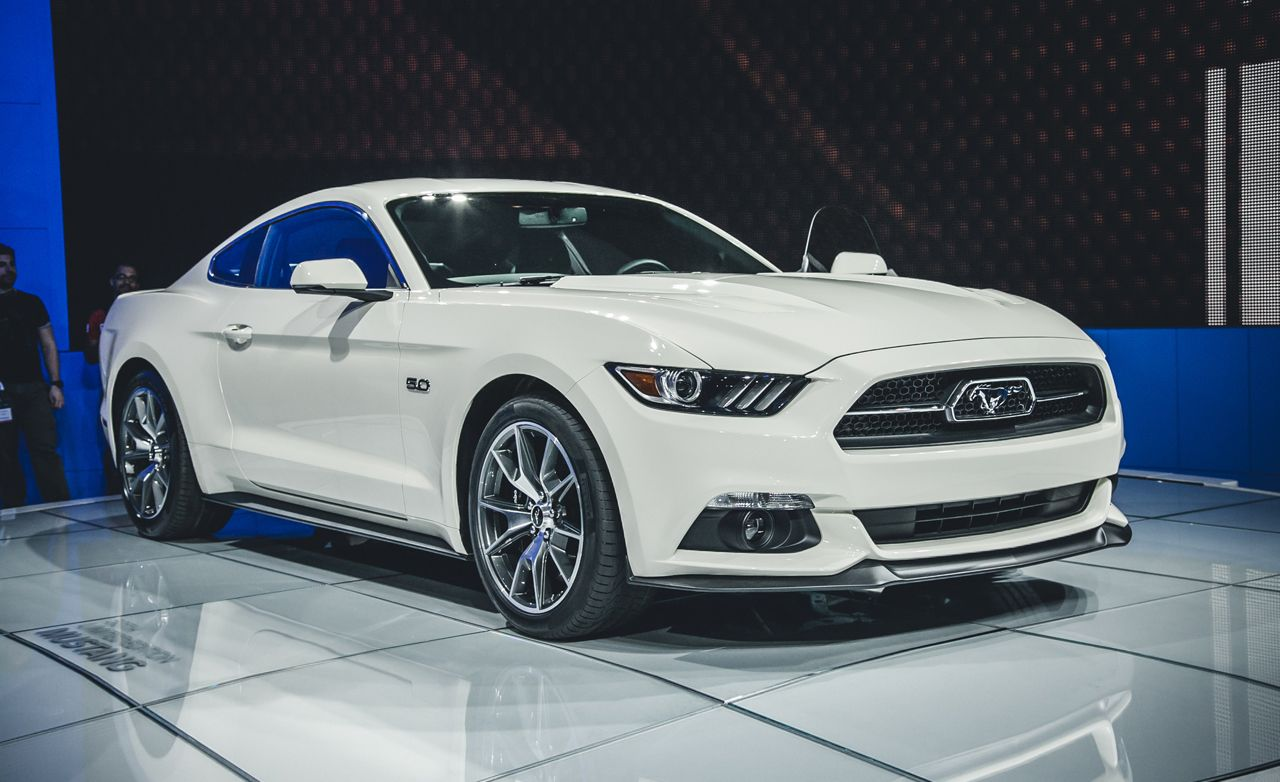 2015 Ford Mustang 50th Anniversary Edition & 2015 Ford Mustang 50th Anniversary Edition Photos and Info u2013 News ... markmcfarlin.com