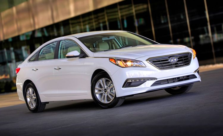 2015 Hyundai Sonata Eco: Going Green