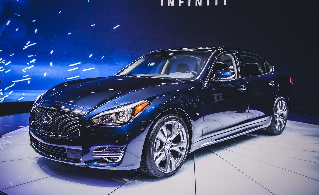 2015 Infiniti Q70/Q70L Photos and Info | News | Car and Driver