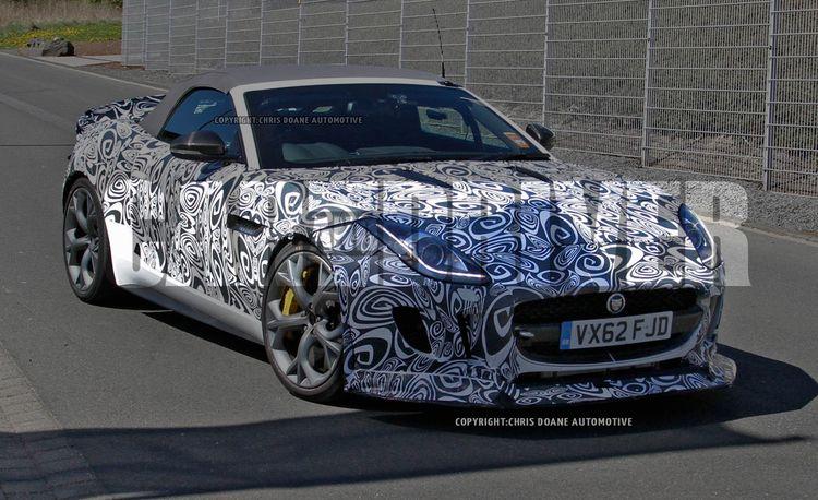 2015 Jaguar F-type R Roadster