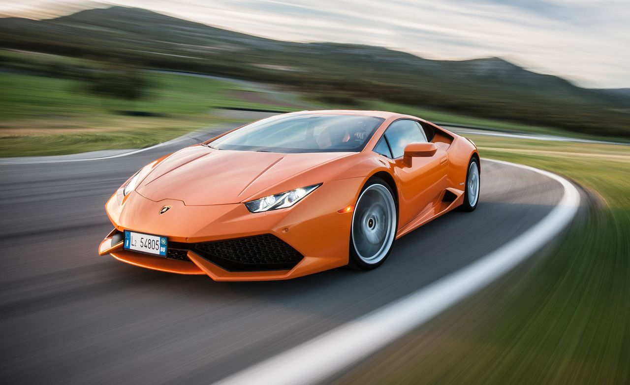 2015 lamborghini huracán lp610-4 first drive | review