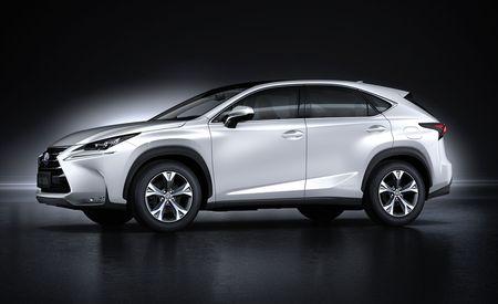 2015 Lexus NX / NX200t / NX300h Crossover