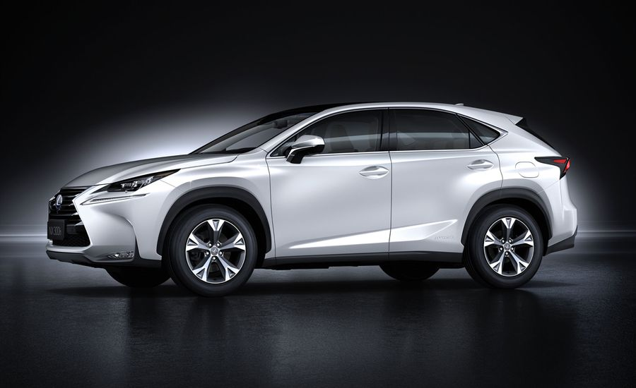 2015 lexus nx nx200t nx300h crossover photos and info news car and driver. Black Bedroom Furniture Sets. Home Design Ideas