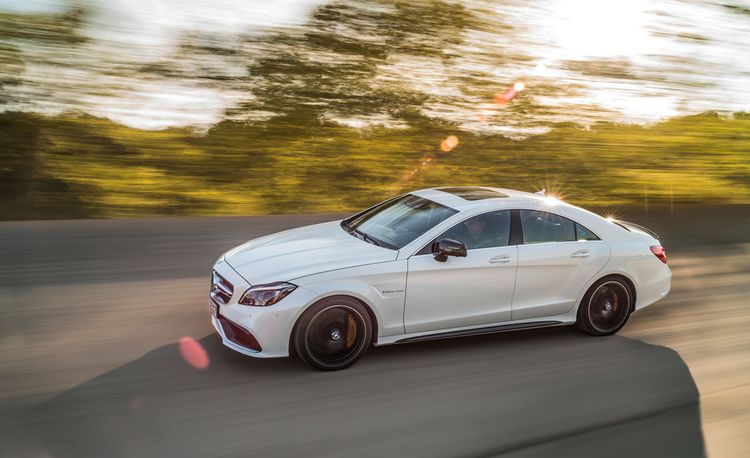2015 Mercedes-Benz CLS-class: Keeping Up Appearances