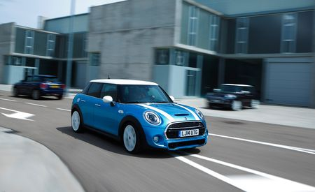 2015 Mini Cooper / Cooper S 5-Door Hatchback