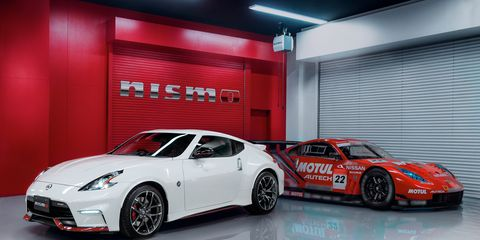 2015 Nissan 370z Nismo Photos And Info 8211 News 8211 Car And
